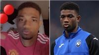 Amad Diallo khoe ảnh mặc áo đấu MU, tuyên bố đã gia nhập 1 CLB hoàn hảo