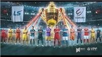 Hoàng Đức, Văn Thanh xuất hiện cực chất trong trailer V-League 2021