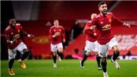 ĐIỂM NHẤN MU 3-2 Liverpool: Song sát mới Rashford vs Greenwood. Bruno vẫn siêu đẳng