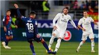 Kết quả bóng đá Huesca 1-2 Real Madrid: Varane sắm vai người hùng, Real ngược dòng trên sân khách