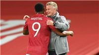 Bóng đá hôm nay 15/2: Solskjaer tin vào Martial. Mourinho được bồi thường lớn nếu bị sa thải