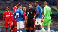 Liverpool 0-2 Everton: Liverpool khủng hoảng, thua trận thứ 4 liên tiếp