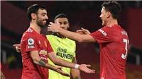 MU 3-1 Newcastle: Hạ 'Chích chòe', MU tạo kỷ lục ghi bàn ấn tượng thời hậu Sir Alex