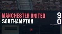 ĐIỂM NHẤN MU 9-0 Southampton: MU có hàng công mạnh nhất giải. Đôi cánh của Ole chơi xuất thần