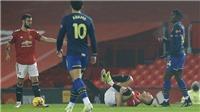 Jankewitz bị chỉ trích vì vào bóng 'ngu ngốc', khiến Southampton thua thảm MU