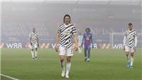 Crystal Palace 0-0 MU: Hòa 3 trận liên tiếp, MU chính thức đầu hàng Man City