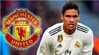 CĐV MU không tin sẽ mua được Varane từ Real Madrid