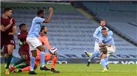 Man City 4-1 Wolves: Mahrez và Jesus tỏa sáng, Man City bỏ xa MU 15 điểm