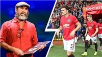 Eric Cantona: 'MU đá như ông già bị bất lực, chẳng có ai thỏa mãn cả'