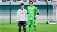 Giao hữu Sint Truidense vs OH Leuven: Công Phượng bỏ lỡ cơ hội mười mươi khi đối mặt với thủ môn Thái Lan