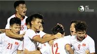 KẾT QUẢ BÓNG ĐÁ U19 Việt Nam 4-1 U19 Guam: Hữu Nam lập cú đúp, U19 Việt Nam thắng trận thứ 2 liên tiếp
