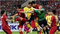 KẾT QUẢ BÓNG ĐÁ Việt Nam 1-0 Malaysia: Quang Hải tỏa sáng rực rỡ