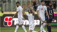 Campuchia bị chế giễu không thương tiếc vì thua 0-14 trước Iran