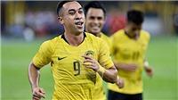'Sát thủ' của Malaysia không ngán Văn Hậu, muốn sút tung lưới tuyển Việt Nam