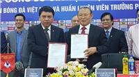 Báo Hàn: HLV Park Hang Seo sẽ không phải chia sẻ quyền lợi quảng cáo với VFF