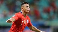 Chile vs Peru: Alexis Sanchez mãi mãi là cậu bé vàng của Chile