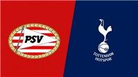 Link xem trực tiếp PSV vs Tottenham (23h55, 24/10)