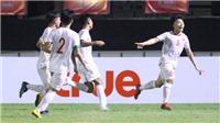Trực tiếp bóng đá: U22 VN vs U22 UAE. Trực tiếp VTC1, VTC3, VTV5, VTV6