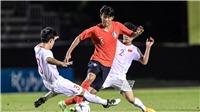 U19 Việt Nam 1-2 U19 Hàn Quốc: Công Đến ghi bàn ở phút bù giờ, U19 Việt Nam vẫn thua U19 Hàn Quốc