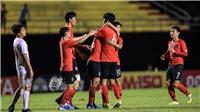 VIDEO bàn thắng U19 Hàn Quốc 2-1 U19 Việt Nam: Gục ngã trước cổng thiên đường