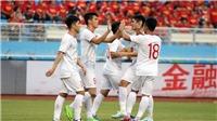Kết quả bóng đá: Đức Chinh ghi bàn, U22 Việt Nam hòa 1-1 với U22 UAE