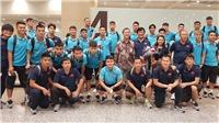 Việt Nam vừa đặt chân xuống Bali, HLV Park Hang Seo tuyên bố không ngán Indonesia