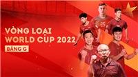 Trực tiếp bóng đá: Việt Nam đấu với Malaysia (20h00, 10/10), vòng loại World Cup 2022