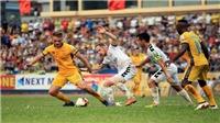 VIDEO: Highlights Thanh Hóa 0-0 SHB Đà Nẵng, V-League 2019 vòng 4