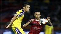 TPHCM và Hà Nội FC rượt đuổi trên đỉnh bảng