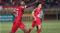VIDEO: Trọng Hoàng tái xuất V-League, Viettel đánh bại TP HCM