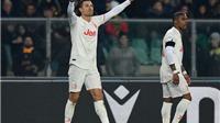VIDEO: Ronaldo lập kỉ lục mới trong thất bại của Juventus