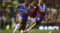 VIDEO: Xem chậm ngày Ashley Cole bỏ túi Ronaldo tại Old Trafford