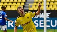 VIDEO: Xem lại những hình ảnh bóng đá mới lạ ở trận Dortmund đại thắng Schalke