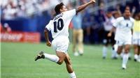 10 năm trước, Messi đã thay đổi huyền thoại Baggio như thế nào?