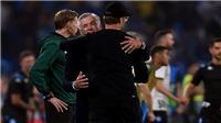 VIDEO Liverpool vs Napoli: Giỏi như Klopp cũng sợ Ancelotti