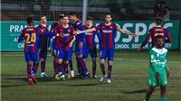 Hai cầu thủ Cornella dương tính với Covid-19 sau trận gặp Barca