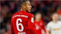 VIDEO: Thiago, tài năng dị thường của Bayern Munich