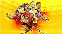 Dortmund vs Bayern: Haaland có thách thức được Lewandowski?