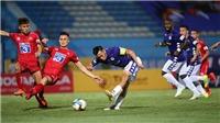 Hà Nội 1-0 Hải Phòng: Mạnh Hùng phản lưới, Hải Phòng dâng chiến thắng cho Hà Nội