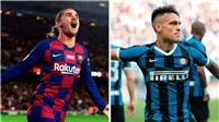 Làm khó Barca, Inter muốn Griezmann thay Martinez