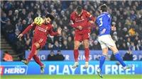 VIDEO bóng đá: Leicester City 0-4 Liverpool: Rodgers thừa nhận bất lực, Klopp bình thản