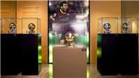 VIDEO bóng đá: Leo Messi giành Quả bóng Vàng 2019