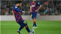 Messi tiết lộ bí quyết hạ gục thủ môn từ các cú sút phạt