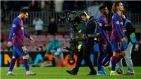 Xem Barcelona bây giờ còn đáng sợ hơn cả... phim kinh dị