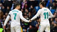 ĐIỂM NHẤN Real Madrid 4-0 Alaves: Ronaldo tiếp tục thăng hoa. BBC hồi sinh kỳ diệu