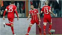 Video bàn thắng Besiktas 1-3 Bayern Munich (tổng 1-8): Vào Tứ kết theo kiểu Hùm xám