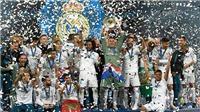 Video bàn thắng và clip highlights Real Madrid 3-1 Liverpool
