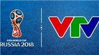 Link trực tiếp bóng đá World Cup 2018 trên VTV6, VTV2 và VTV3