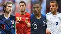 Soi kèo Pháp vs Croatia. Trực tiếp lễ bế mạc và Chung kết World Cup 2018