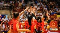 Xem trực tiếp bóng chuyền nữ trên VTV6: ĐT Việt Nam vs Altay (20h00, 6/8)
